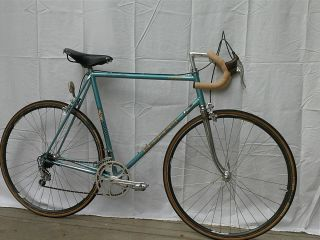 Reynolds 531 Peugeot Vintage Super Competition Road Bike Campagnolo