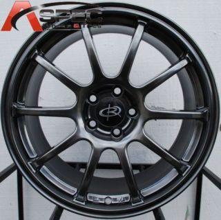 17x8 Rota G Force Wheel Tires Subaru WRX Impreza RS TC
