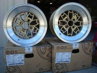Rota Aleica 15x8 Rims 4x114 3 5 Gold Sakura 510 AE86 New Yayoi