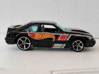2012 Hot Wheels Mystery Models 92 Ford Mustang 7 24