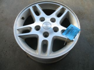 99 00 01 02 03 04 Jeep Grand Cherokee Wheel Stock Rim 16x17 16 Alloy