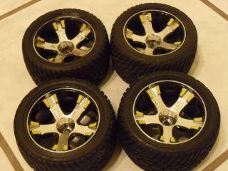 Traxxas Jato 3 3 Wheels Tire Pro Line Road Rage Great