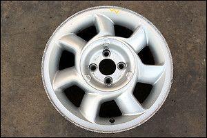 93 Ford Mustang SVT Cobra 17 x 7 5 Wheels Wheel Rim 4 Lug