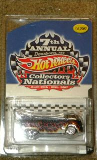 Hot Wheels 7th Annual Collectors Convention Dearborn MI VW Drag Truck