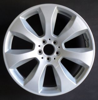 2011 Mercedes GLK350 20 7 Spoke Factory OEM Alloy Wheel Rim H# 85096