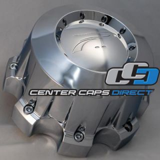 89 9480 Platinum Ultra Wheels Chrome Center Cap New