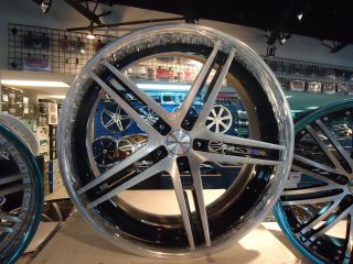 Vossen 3 Piece Two Tone Wheels Porsche Panamera Turbo Cayenne