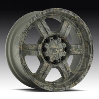 20 inch V Tec 326 Camo Wheels Rim 8 Lug Chevy Dodge GMC
