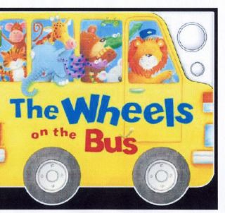 The Wheels On The Bus Go Round & Round Stephen Holmes Juvenile Sing