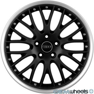 Mesh Lip Wheels Fits Audi A8 A8L S8 D2 D3 D4 W12 Quattro Rims