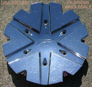 Diamond Six Chrome Center Cap 89 9246 Wheel Rim 8 3 4 Type 246