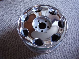 CADILLAC SEVILLE 16 CHROME 7 SPOKE ALLOY WHEEL RIM MAG 99 00 SLS 16X7