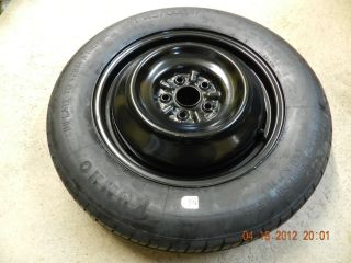 2010 Toyota Sienna Spare Tire Wheel Donut 145 90 17 New Genuine