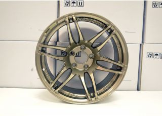Cosmis Racing Aluminum Racing Wheels 17x9 10 5x114 Hella Stanced
