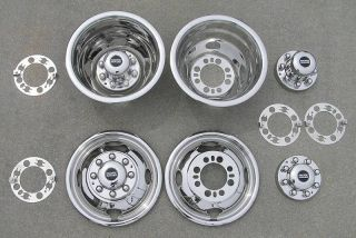16 16 5 92 93 94 Chevy GMC Dually Wheel Simulators