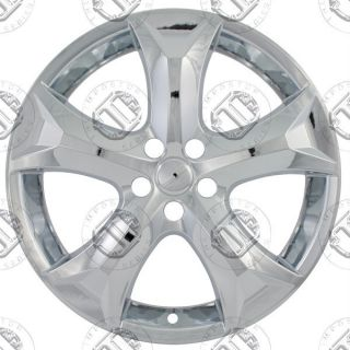 2009 2012 Toyota Venza Factory Wheels 5 Spokes 20 Chrome Wheel Skins