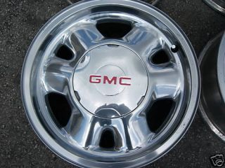 GMC Chevrolet Sierra Yukon Wheel 16 1 5095