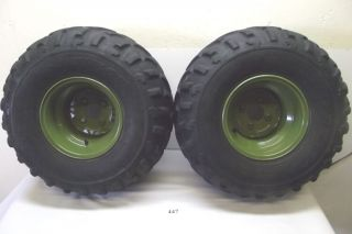 Polaris Sportsman 350 4x4 ATV Rear Tires Wheels 93