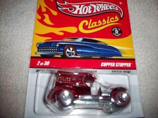 Hot Wheels Series 5 Classics Copper Stopper 2