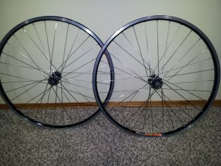 XT Mountain Bike Wheels with Mavic 517 Rims