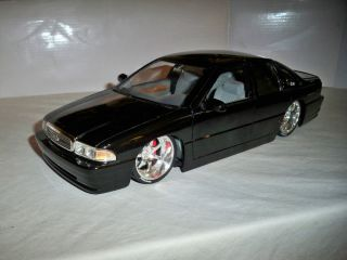 96 Chevy Impala SS with Custom Deepdish Rims Used No Box
