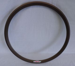 Velocity Chukker 700c Bronze Rim Fixie Rim Road Bike Rim Wheel