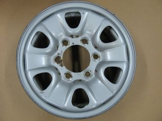 92 97 Nissan Pathfinder Steel Wheel Rim 15x5 5