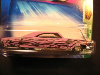 Hot Wheels 2004 Treasure Hunt Pontiac Bonneville Collector 101 1 of 12