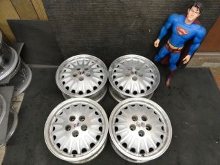 Buick Regal Factory Alloy Stock Wheels OEM Rims 91 92 93 94 95 96 97