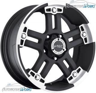 Warlord 5x114 3 5x4 5 20mm Matte Black Machined Wheels Rims Inch 18