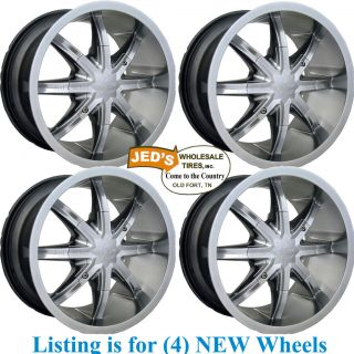 14 14x7 14x8 4 115 ATV RIMS WHEELS for Arctic Cat Prowler All Models