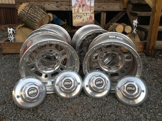Wheels 16 inch for Chevy Bolt Patteren Weld Racing Wheels