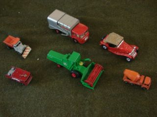 Toy Cars Trucks Lesney Matchbox
