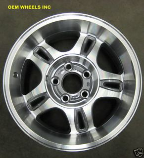 Chevy Xtreme S10 S15 Blazer Sonoma Factory Wheel 16
