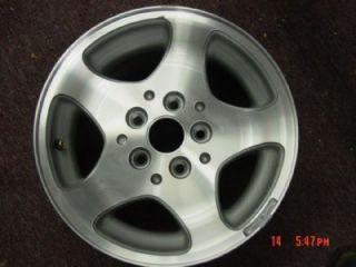 Jeep Grand Cherokee OEM WHEELS RIM wheel aluminium 96 97 98 ZJ alloy
