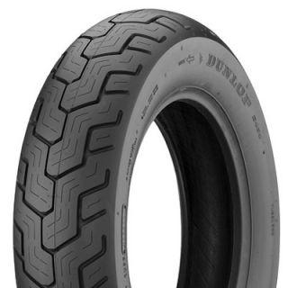 120 90 18 65H Dunlop D404 Rear Motorcycle Tire