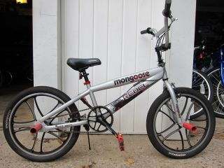 BMX Freestyle 20 Dirt w Aluminum Mag Wheels Bike Bicycle 102