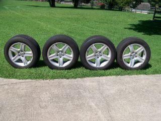 18 5x115 Aluminum Wheels Tires Dodge Charger Challenger Chrysler 300