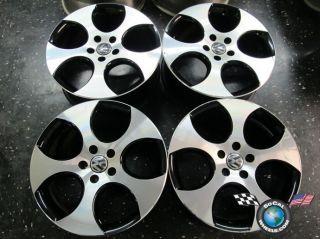 11 Volkswagen VW GTI Golf Jetta Factory 18 Wheels OEM Rims 5x112 69822