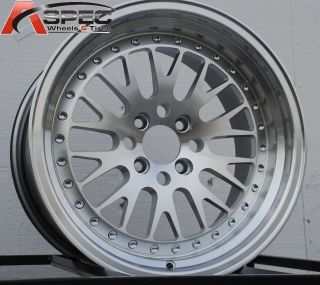 16x8 Varrstoen V3 Wheels 4x100 Rim 25mm Fits Integra Civic Miata XB