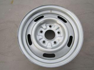 Chevy II Nova Code XA 14x5 Rally Wheels Wheel COPO Very RARE