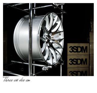 20 3SDM Alloy Wheels Mercedes C E s ml M Class Audi VW 8 5 10