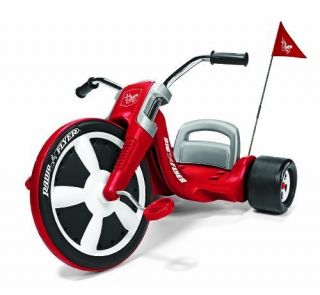 Big Flyer Big Wheel Tricycle Trike Bike Ride Big Wheels Chopper