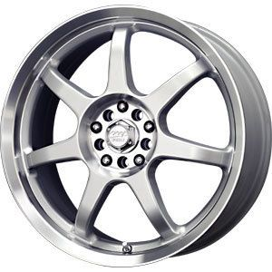 15 MB Motoring Wheels Rims 4x108 4x100 Ford Focus Honda Civic Chevy