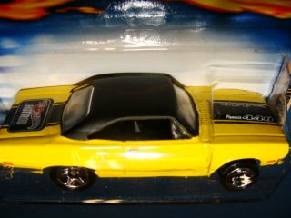 2002 Hot Wheels 110 1970 Plymouth Roadrunner Hot Rod Race Car 4 4 Free
