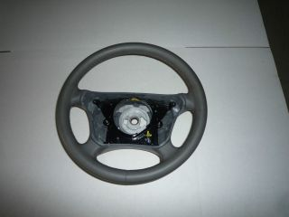 Original Mercedes Benz W124 Leather Steering Wheel