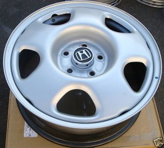 17 07 08 09 Honda CR V Steel Wheel Rim
