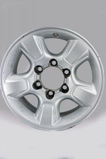 Silver 2005 2007 16x7 Toyota Tundra Sequoia Wheels 69465 42611AF110