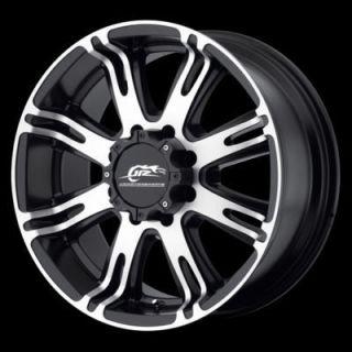 18 inch Black Rims 5 Lug Wheel Dodge RAM Durango Bronco