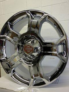 Chrome Ford F150 Harley Davidson Edition Factory OE Wheels Rims 6x135